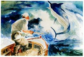 life lessons from the old man and the sea   the art of manlinesslessons in manliness from the old man and the sea