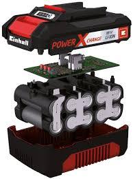 <b>Аккумуляторный</b> инструмент Power X Change ― <b>EINHELL</b> SHOP