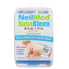 Squip <b>Neilmed NasaKleen Babies &</b> Kids Nasal-Oral Aspirator 1 Kit ...