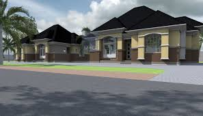 House Designs And Plans In Nigeria   Homemini s comNigeria Bungalow House Design Plans Designs
