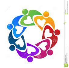 teamwork stock photos images pictures images teamwork colorful people working together logo royalty stock image