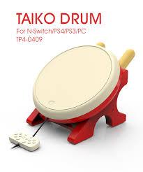 4in1 Taiko Drum <b>TP4</b>-0409 - PS4 - <b>DOBE</b> Videogame Accessories