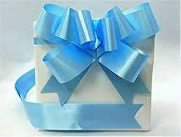 SHATCHI <b>30mm</b>/3cm Large Ribbon Pull Bows for Party Wall, <b>Gift</b> ...