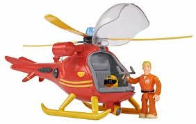 Игровой набор <b>Simba Fireman Sam</b> - Вертолет Кенгуру 9251661 ...