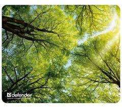 Купить <b>Коврик Defender Silk Pad</b> Nature (50707) лес по низкой ...