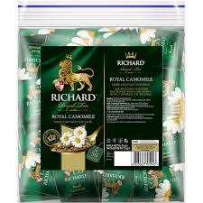 <b>Чай Richard фруктово-травяной Royal</b> Camomile 150 г (100*1,5)