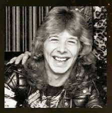 Clive Burr by Robin Guy. OK, let's get this straight, right from the off - Iron Maiden ... - cliveburrrip