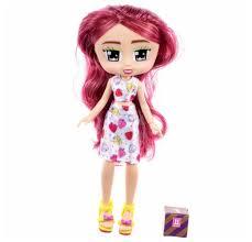 <b>Кукла 1 TOY Boxy Girls</b> Apple, 20 см, Т16640 — купить по ...