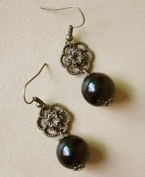 2019 Simple And Exquisite <b>Korean</b> Retro Bronze <b>Earrings</b> With ...