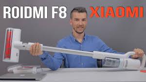 <b>Xiaomi</b> Roidmi F8 - <b>Ручной беспроводной пылесос</b> - YouTube