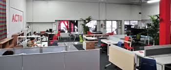 systronics merge technology and actiu furniture into its new offices in puerto rico 6 actiu furniture