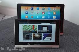 So sánh đặc điểm nổi bật của LG G Pad 8.3 và Lenovo Yoga Tablet 8
