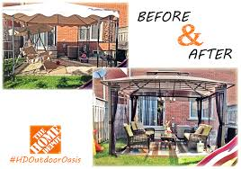 working creating patio: thank you to the home depot for working together with me on yet another fabulous project its so easy to create any space in your home whether its
