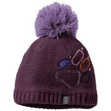 winter knit hat kid girl