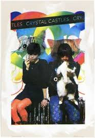 <b>Crystal Castles</b> | Music Speaks | <b>Crystal castle</b>, Screen <b>printing</b>, Art