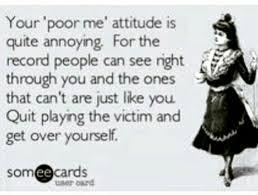 Victim syndrome | funny usable memes | Pinterest via Relatably.com