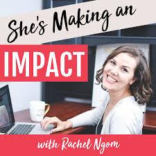 She's Making an Impact | Online Marketing | Pinterest Marketing | Entrepreneur Tips