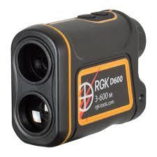 <b>Оптический дальномер RGK D600</b> от компании ДЕЛЬТА ...