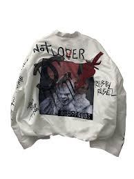 <b>LOSER</b>//<b>LOVER</b> - Dust Of Gods Bomber Jacket – dustofgods