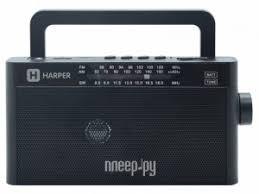 <b>Радиоприемник Harper HDRS-377</b> Black