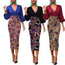 <b>African Dashiki</b> in Women's <b>Dresses</b>   eBay