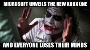 xbox_one_everyone_loses_their_minds_meme_by_omegatwilight-d667pyn.jpg via Relatably.com