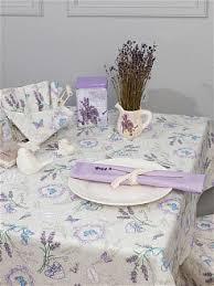 Купить кухонные фиолетовые <b>скатерти</b> в интернет магазине ...