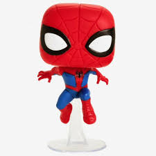Peter Parker Bobble-Head Item #<b>34755 Funko Pop Spider</b>-<b>Man</b> into ...
