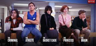 character dynamics in the breakfast club seroword