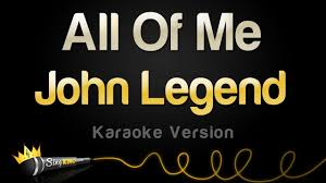 John Legend - All of Me (<b>Karaoke</b> Version) - YouTube