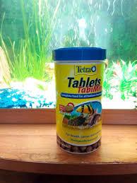 Обзор на <b>Корм</b> для всех видов донных рыб <b>Tetra TabiMin Tablets</b> ...