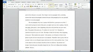 how to correctly quote a poem in an essay how do you quote a poem in an essay