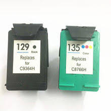 vilaxh for hp 132 compatible black ink cartridge replacement for hp132 c9362h officejet 6213 5443 d4163 2573 c3183 d5163