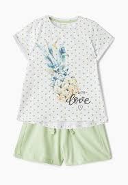 <b>Пижама Button Blue</b> купить за 1 599 руб BU019EGECNC9 в ...