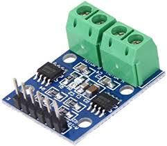 Generic <b>L9110S H</b>-<b>Bridge Dual</b> DC Stepper <b>Motor Driver</b> Controller ...