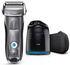 <b>Электробритва Braun Series</b> 7 Wet&Dry <b>7865cc</b>, серый ...