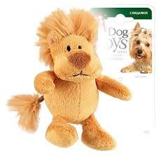 <b>Игрушка</b> для собак <b>GiGwi Dog Toys</b> Лев (75103) — купить по ...