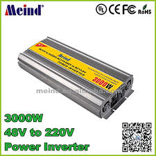 Meind 3000W DC <b>48V</b> to AC 220V Modified Sine Wave Power ...