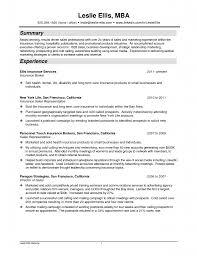resume for insurance agent resume for insurance agent makemoney alex tk