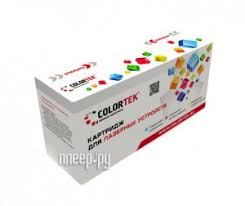 <b>Картридж Colortek Black для</b> LaserJet Pro-P1606/Pro-P1566/Pro ...