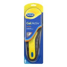 Cтельки для <b>активной работы</b> SCHOLL GelActiv <b>Work</b> для мужчин ...