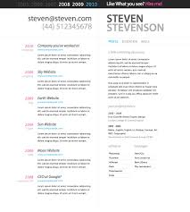beautiful resume examples  best resume format template  sample cv    sample cv resume template