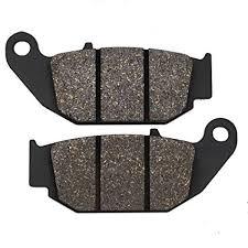 Cyleto Rear Brake Pads for Honda MSX125 MSX 125 ... - Amazon.com