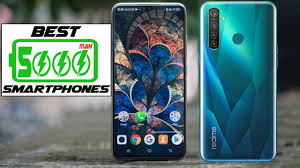 Top 5 Best Phones New with <b>5000mAh Battery In</b> 2019 - YouTube