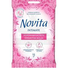 Купить <b>Салфетки</b> влажные <b>Новита</b> (<b>Novita</b>) по низкой цене в ...