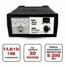 <b>Зарядное устройство</b> - <b>источник</b> питания AVS Energy BT-6030 ...