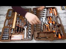 <b>Набор</b> инструментов <b>OMBRA</b> OMT131S (131 предмет) - YouTube