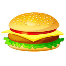 Image result for hamburgers and hotdogs clipart