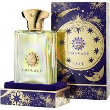 <b>Amouage Fate</b> Man, купить духи, отзывы и описание Fate Man