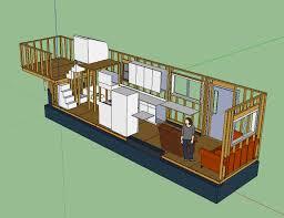Tiny Trailer House Plans   kinglaptop    Tiny Trailer House Plans Good Tiny Houses On Wheels Floor Plans Tiny House Layout Transparent